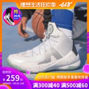 篮球鞋十大品牌销量排行榜