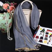 十大奢侈品牌围巾
