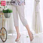 女裤十大品牌有哪些