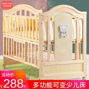 婴儿床十大品牌排行榜