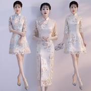 旗袍什么牌子好 旗袍品牌有哪些