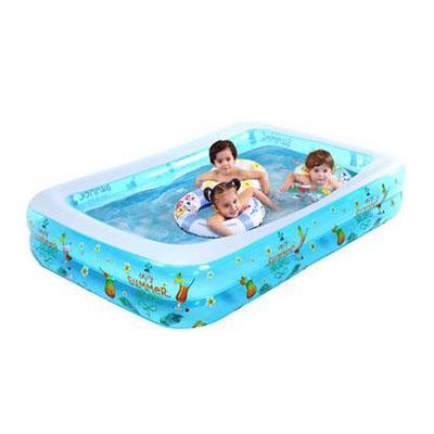 婴儿游泳池