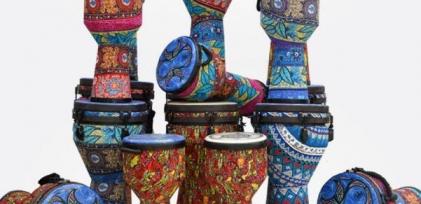 非洲手鼓什么牌子好 音质和手感都是无可挑剔