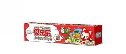 儿童牙膏品牌排行榜 儿童牙膏哪个牌子好